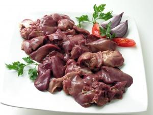 Фолиева киселина се съдържа в пилешките субпродукти